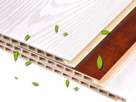 集成墙 竹木纤维板色卡